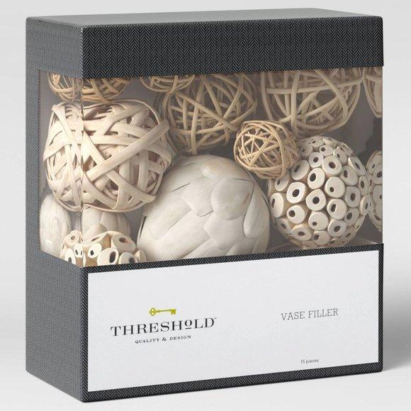 NEW Threshold 15-piece Classic Decorative Filler